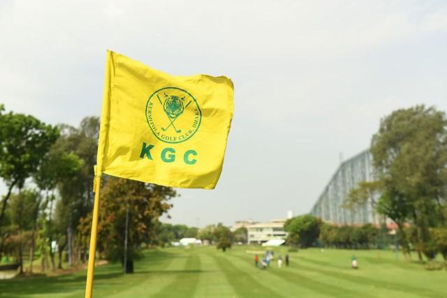 新型コロナで延期が決まったバングラデシュカップの会場、クルミトラGC(アジアンツアー提供)