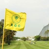 新型コロナで延期が決まったバングラデシュカップの会場、クルミトラGC(アジアンツアー提供) 2020年 バングラディッシュカップ 事前 クルミトラGC