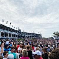 ザ・プレーヤーズ開幕前の恒例のコンサートも決行した 2020年 ザ・プレーヤーズ選手権 事前 TPCソーグラス