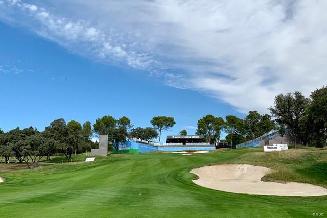 2020年 ジョルディ・ガルシア・ピント 審判員として初めて随行した2019年スペインオープンのクラブ・デ・カンポ・ヴィラ・デ・マドリード