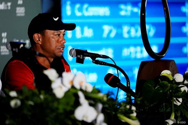 タイガー・ウッズ 世界ゴルフ殿堂入りしたウッズ(写真は昨年ZOZOチャンピオンシップ)
