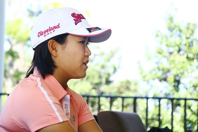 2020年 畑岡奈紗 LPGAツアーも大幅に日程変更を強いられた。畑岡奈紗は米国で調整する