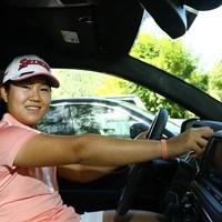 米国では母・博美さんと生活。車の運転は自分で 2020年 畑岡奈紗