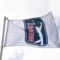 PGAツアーフラッグ (Ben Jared/PGA TOUR via Getty Images) 2020年 PGAツアー フラッグ