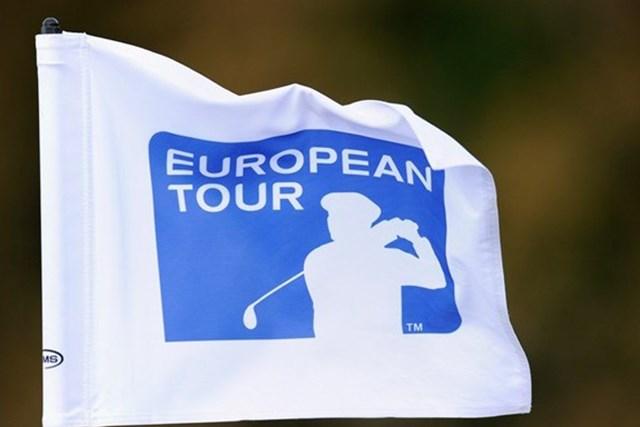 ヨーロピアンツアーフラッグ ヨーロピアンツアーフラッグ(EuropeanTour)