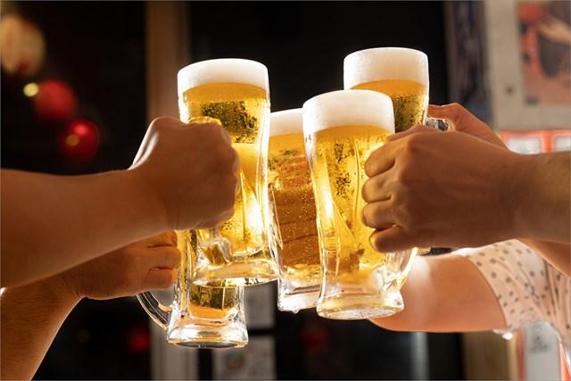 食の工夫で快適ラウンド第4回:二日酔いに効果的なのは? 冷えたビールもいいですよね~