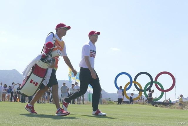 2016年リオ五輪 デビッド・ハーン 16年のリオ五輪でプレーするカナダ代表、デビッド・ハーン