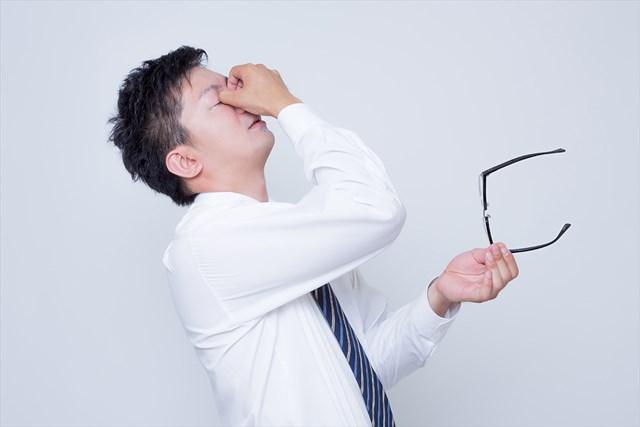 自宅でできるドライアイ改善のツボ 目の乾き…辛くないですか?