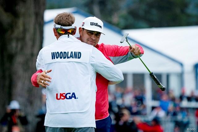 ゲーリー・ウッドランド 前年大会はゲーリー・ウッドランドが優勝した全米オープン