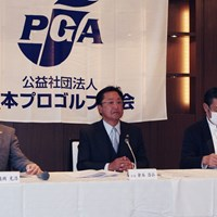 PGAの倉本昌弘会長は新型コロナウイルス感染拡大の影響を心配した 2020年 PGA倉本昌弘会長