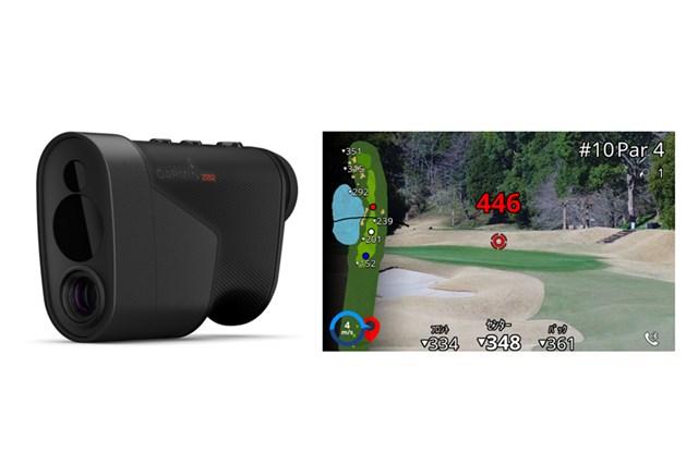 GPS内蔵のゴルフ用レーザー距離計の最新モデル
