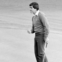 1980年大会王者となったセベ・バレステロス。当時23歳だった(Peter Dazeley/Getty Images) 1980年 マスターズ 最終日 セベ・バレステロス