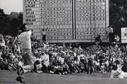 1964年 マスターズ 最終日 アーノルド・パーマー