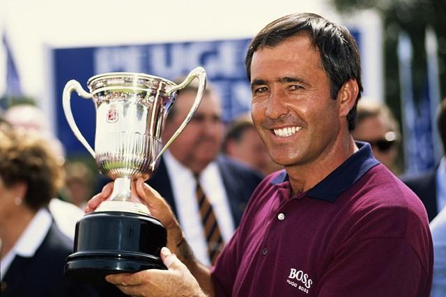 セベ・バレステロス最後の優勝は1995年のスペインオープン(Stephen Munday/Getty Images)