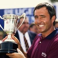 セベ・バレステロス最後の優勝は1995年のスペインオープン(Stephen Munday/Getty Images) 1995年 スペインオープン セベ・バレステロス