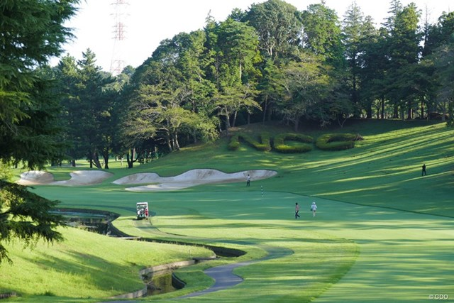 2019年に「ZOZOチャンピオンシップ」が開催されたアコーディア・ゴルフ習志野カントリークラブ