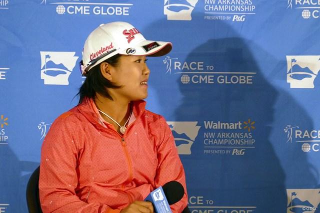 畑岡奈紗は2018年大会で優勝した「ウォルマート NW アーカンソー選手権」でツアー再開へ