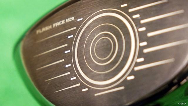 マーベリック ドライバーを筒康博が試打「そもそも打点がズレない」 自然と打点がフェースの芯に集まると筒