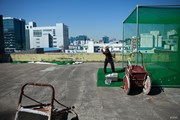 韓国練習場