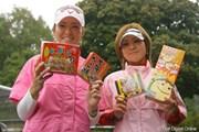 2010年 ヤマハレディースオープン葛城 GDOEYE 甲田良美&竹村真琴