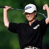 ツアー初優勝をメジャー大会で成し遂げた朴セリ(Andy Lyons/Getty images) 1998年 マクドナルドLPGA選手権 朴セリ