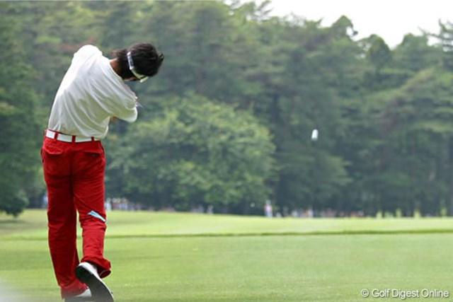 石川遼が日本の男子ゴルフ界を変えた(写真は2007年「関東アマチュアゴルフ選手権」)