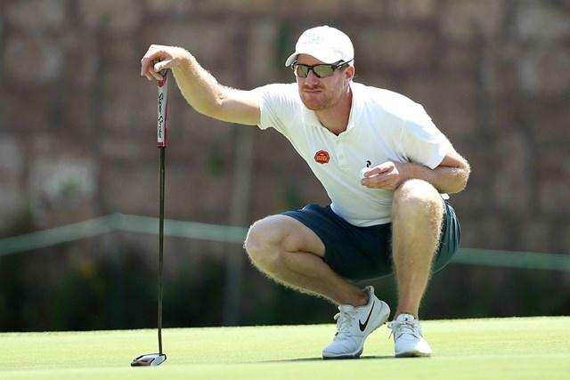 バーチャルゴルフトーナメントの第3戦はウィル・ベセリンが制した※写真は2020年「アルフレッド・ダンヒル選手権」(Jan Kruger/Getty Images)