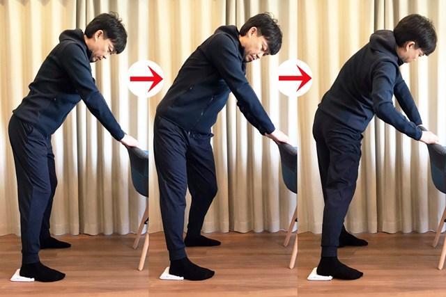 久々ゴルフその前に… 手打ちを防ぐ家練ドリル【リモートレッスン】 腰回りや胴回りが「キツイ」と感じたら正解