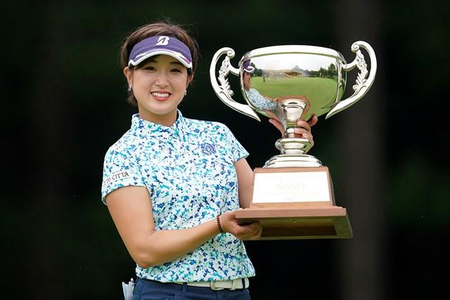 前年大会は高木優奈がツアー初優勝を挙げた(Getty Images)