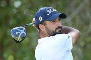 フランチェスコ・ラポルタ(2020年アブダビHSBCゴルフ選手権 Warren Little/Getty Images)