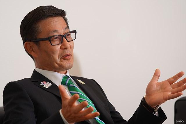 「スポーツで希望を」。アース・モンダミンカップの開催意義を語る大塚達也会長