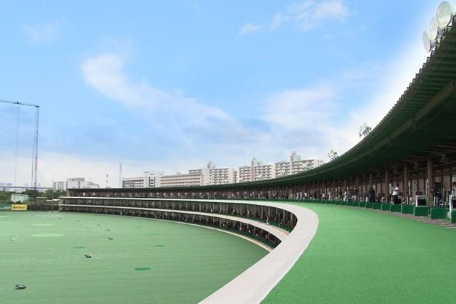 都内最大級300打席を誇る「ロッテ葛西ゴルフ」