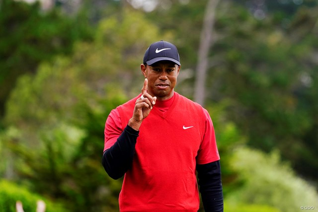 ゴルフ界1位はやっぱりウッズ。副収入額も圧倒的だ(※撮影は19年全米オープン)