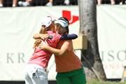 2010年 クラフトナビスコチャンピオンシップ 最終日 上田桃子&宮里美香