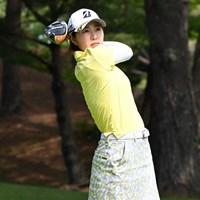 蛭田みな美は8位で終えた 2020年 医療従事者支援チャリティゴルフカップ 蛭田みな美