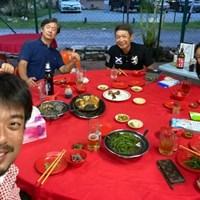 予期せぬマレーシア滞在となった池田勇太(提供:アジアンツアー) 池田勇太