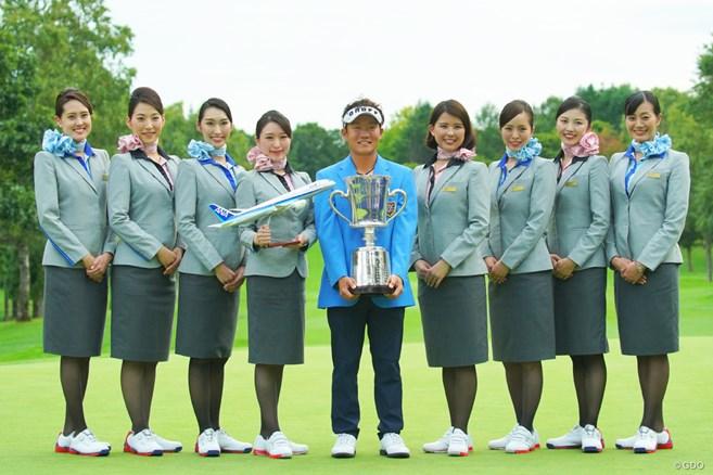 男子ゴルフ 9月の「ANAオープン」が中止