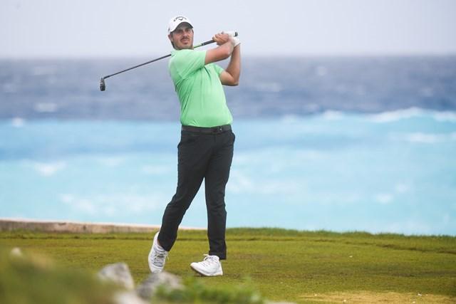 米下部ツアーでプレーをするチェイス・ケプカ(写真は2020年1月 Ben Jared_PGA TOUR via Getty Images)