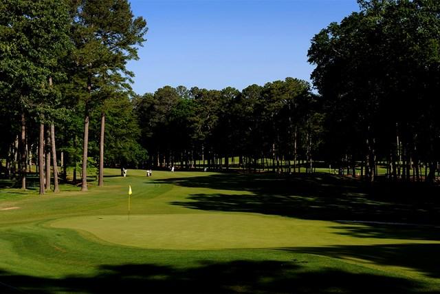 アラバマ州のショーン・クリークCC※2011年米シニア「リージョンズトラディション」(Stan Badz/PGA TOUR)