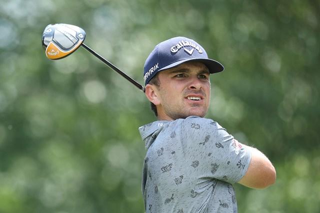 「トラベラーズ選手権」で3位に入ったウィル・ゴードン(Maddie Meyer/Getty Images)