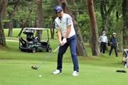 2020年 日本プロゴルフ選手権大会(延期) 事前 深堀圭一郎