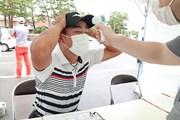 2020年 ゴルフパートナーエキシビショントーナメント 事前 時松隆光