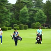 今週はセルフプレー(提供:JGTO/JGTO images) 2020年 ゴルフパートナー エキシビショントーナメント(非公式) 事前 小鯛竜也 石川遼 星野陸也 今野大喜