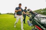 2020年 ゴルフパートナー エキシビショントーナメント(非公式) 事前 堀川未来夢