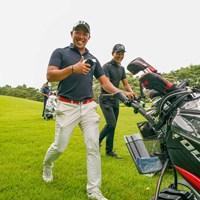 仕上がってます(提供:JGTO/JGTO images) 2020年 ゴルフパートナー エキシビショントーナメント(非公式) 事前 堀川未来夢