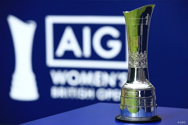 「AIG全英女子オープン」は無観客での開催