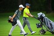 2020年 ゴルフパートナー エキシビショントーナメント(非公式) 初日 石川遼 宮里優作