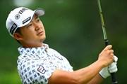 2020年 ゴルフパートナー エキシビショントーナメント(非公式) 初日 今平周吾