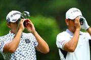 2020年 ゴルフパートナー エキシビショントーナメント(非公式) 初日 今平周吾 藤田寛之