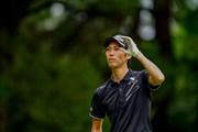 2020年 ゴルフパートナー エキシビショントーナメント(非公式) 初日 安本大祐